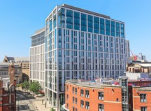 Allianz to move flagship Manchester office into sustainable Landmark building