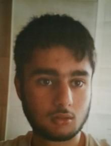 Missing: Muzzammil Hussain Samad