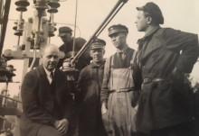 Emil - femte generationen järnvägare