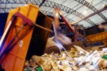 Mer återvinning ger fler jobb