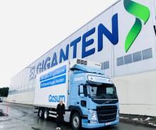 Elgiganten i samarbejde med Volvo og Gasum om grønnere transport