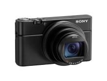Ultraschnell mit Super-Zoom: Die RX100 VI Kamera von Sony ist der neue Primus unter den Edelkompakten