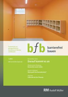 bfb barrierefrei bauen 1-2018