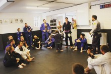 It's Bedlam for Stoke's newest martial arts club