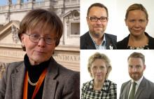 Riksdagsseminarium: Religions- och övertygelsefrihet i svensk utrikespolitik