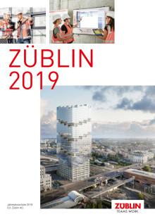 ZÜBLIN-Jahresbroschüre 2019