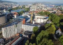 Månedens bygg august 2016: Rom Eiendom - Zander Kaaes gate 7 ved Bergen stasjon