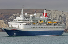 Fred. Olsen's Boudicca commences 2019/20 cruise season from Dover
