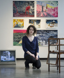 £40,000 student art competition names finalists