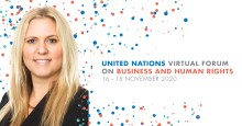 Greenfood speaks at the United Nations 9th Annual Forum on Business and Human Rights