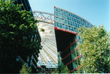 "Sony announces the sale of ""The Sony Center am Potsdamer Platz"" in Berlin"