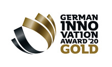 The Calligraphy Cut mit dem German Innovation Award in Gold ausgezeichnet