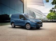 Ford godkänner transportbilen Connect för HVO
