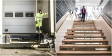 Rapport om fallolyckor på jobbet visar riskgrupper