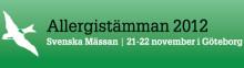 Pressinbjudan, Köttallergi, bakterier och smink på Allergistämman 2012