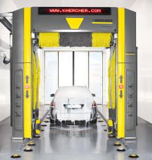 Kärcher leverer miljøvennlig bilvaskekjemi for nordiske forhold