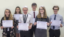 Moray pupils complete Career Ready internship