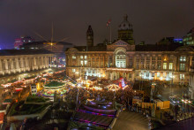 Passengers urged to plan travel for Birmingham Christmas Market