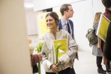 PÅMINNELSE: Kulturministern inviger Ung Svensk Form på Stockholm Furniture & Light Fair 15.00 3 februari