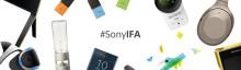 Η Sony παρουσιάζει στην IFA 2016 νέα προϊόντα ήχου και κινητής τηλεφωνίας
