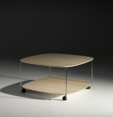 Shelf – ny bordsserie med hylla av OFFECCT och Claesson Koivisto Rune