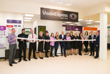 All eyes on 210th launch - Vision Express opens its final optical stores in Inverness
