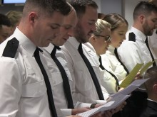 Sussex Police welcomes 38 new constables