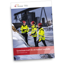 Övik Energis hållbarhetsrapport 2019