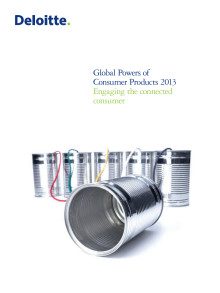 Global Powers of Consumer Products 2013