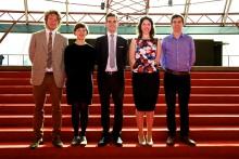 Dansk-australsk udvekslingsprogram fejres i Sydney