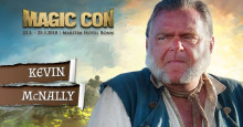 MagicCon 2018: Kevin McNally (Gibbs) aus Pirates of the Caribbean entert Bonn!