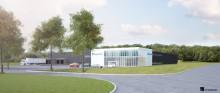 Logistic Contractor bygger nytt kontor och lager åt Hygienteknik