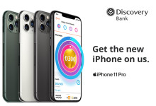 Get a new iPhone with Discovery