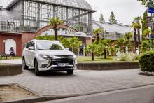 Mitsubishi Motors im April mit 33 Prozent Zuwachs