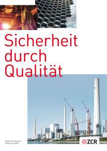 Züblin Chimney and Refractory GmbH - Sicherheit durch Qualität