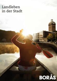 Tyska resesäljare till Borås