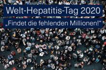 Welt-Hepatitis-Tag 2020: Durch Aufklärung und Tests Hepatitis C weltweit eindämmen