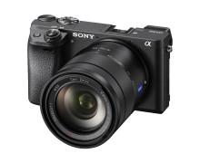 Sony julkistaa uuden α6300-kameran maailman nopeimmalla automaattitarkennuksella