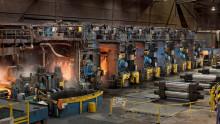 PLANTOHYD ES – en ny biologisk nedbrydelig hydraulikolie til stålindustrien (og anden hydraulik)