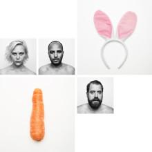 Kaniner – ny skruvad brittisk komedi!