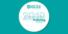 Nominations open for the 2019 Community Policing Awards