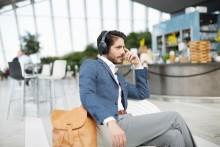 Sony-hodetelefoner med banebrytende støykansellering