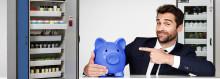 Spara pengar med ett brandsäkert skåp