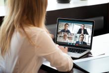Videokonferenzen statt Reisen