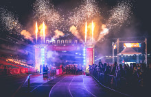 MTR Express förenar Stockholm och Göteborg som ny partner för Midnattsloppet 2019