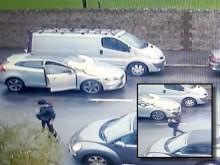 Boy's apparent lucky escape after Brighton collision