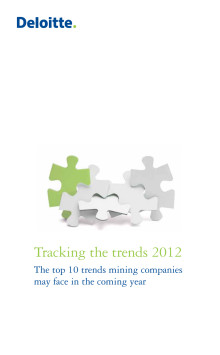 Tracking the Trends 2012 - Mining
