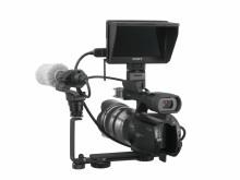 Sony stellt flexiblen Zusatzmonitor für Systemkameras und Camcorder vor