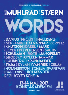 Words - Happening med musik, litteratur, konst och film