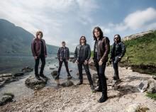 Europe klara för sin femte konsert på Grönan